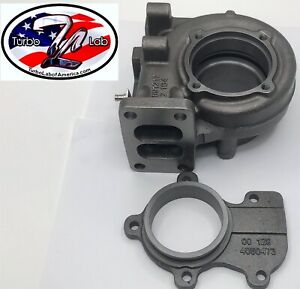67mm Cummins Holset WH1C HX35W HX40 Turbo charger Turbine Exhaust Housing