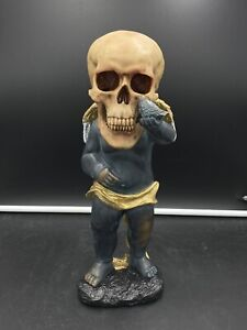 Skull Baby Large Art By Aaron Goodwin 1 1 Painting Size Is 15x6 $224.99