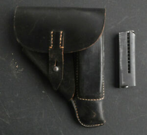 WWII Holster for Astra 300 with magazine