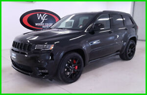 2019 Jeep Grand Cherokee SRT 2019 SRT New 6.4L V8 16V Automatic 4WD SUV Premium Moonroof