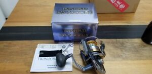 Shimano 09 Twin power 5000HG light jigging spinning Limited Good condition G