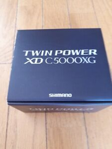Shimano Twin Power XD c5000XG twinpower SHIMANO Stella Limited Good conditio