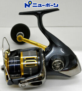 SHIMANO 15 TWIN POWER twin power SW4000XGUSED Limited Good condition Genuine