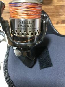Shimano Stella FW4000S beauty products custom Limited Good condition Genuine