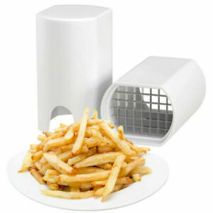 French Fries Fry Potato Cutter Chopper Fruits Vegetable Slicer Kitchen Tools