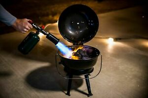 CULINARY TORCH TO ANOVA SOUS VIDE S.A.F.E. FLAMETHROWER (SEAR ALL FOODS EQUALLY)