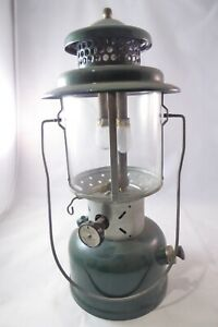 Vintage COLEMAN 220E Double Mantle Camp Lantern Jan 1956 $75.00
