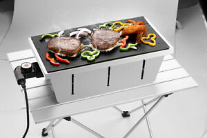 Electric Stainless Steel Food Grade Portable Charcoal Barbecue Grills BBQ Oven