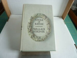 The Angle of Repose by Wallace Stegner. First edition in dust jacket. 1971 $525.00
