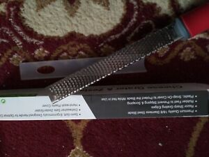 Cheese Grater & Zester Stainless Steel  8