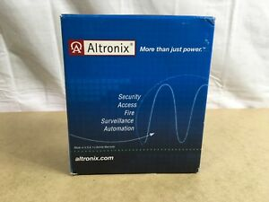 Altronix Power Supply 24v 8Amp ALTV2416 New Factory Sealed ✅���✅��� $39.99