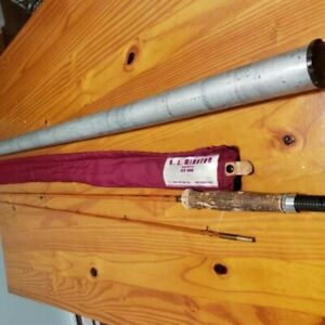 Vintage R.L. Winston 2 piece Bamboo 9' fly rod # 6040 - Good used condition