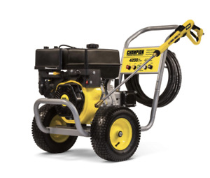 Champion Power Washer 100386 4200PSI 4.0-GPM Wheelbarrow-Style NEW FREE SHIPPING