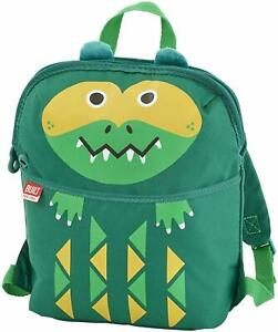 Built NY Big Apple Buddies Insulated Lunch Backpack Water Resistant - Alligator