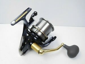 Used Shimano bullseye XT long cast 9050 Limited Good condition Genuine Japan
