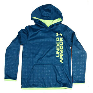 Under Armour Boys Armour Fleece Embossed Hoodie Size YLG $19.99