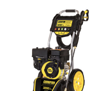 3200 PSI Power Washer Dolly Style Champion 100384 NEW FREE SHIPPING