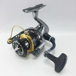 Used SHIMANO Shimano Vanquish 16 4000HGLimited Good condition Genuine Japan