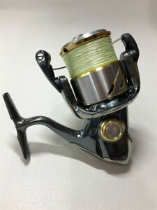 Used SHIMANO 14 STELLA 4000XGLimited Good condition Genuine Japan Best price