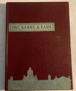 Pennsylvania Military College Chester 1962 Saber Sash Yearbook Annual University $17.88