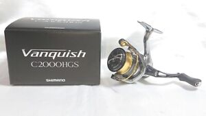 SHIMANO 16 Vanquish C2000HGS reelLimited Good condition Genuine Japan Best p
