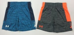 Boy's Little Youth Under Armour Polyester Shorts $15.99
