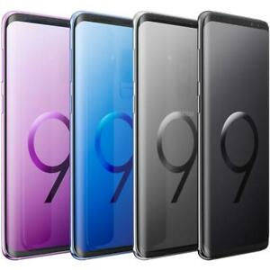 Samsung Galaxy S9 Factory Unlocked T Mobile ATamp;T Sprint 64GB 4G Smartphone $124.99