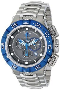 INVICTA 15918   SUBAQUA NOMA V MENS QUARTZ 50MM GUNMETAL CASE