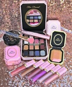 TOO FACED Pretty Sexy Rich Luxury Makeup Set limited edicion only!