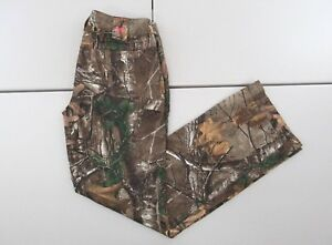 Under Armour Women's REALTREE Camo Hunting Pants Size 8 #D333 $34.99