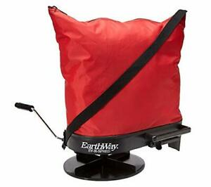 Earthway 2750 Hand-Operated Nylon Bag Spreader/Seeder Perfect for Hilly and W...