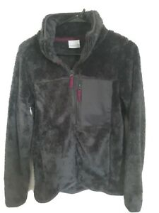 Columbia Jacket black Size Small For Women 1 2 zip