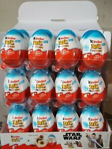 Kinder Eggs Joy with Surprise Toy & Chocolate (24 BOYS) FREE SHIPPING!
