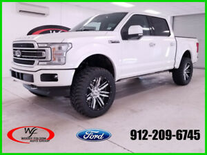 2019 Ford F-150 Limited 2019 Limited New Turbo 2.3L I4 16V 4WD Pickup Truck Moonroof Premium