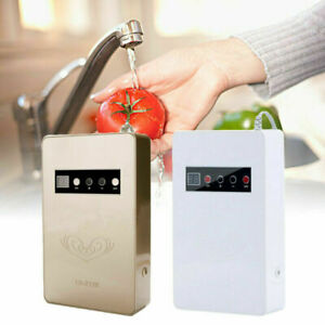 110V Home Ozone Generator Air Purifier Water Food Vegetable Sterilizer Cleaner