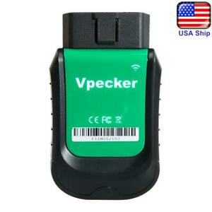 USA Ship VPECKER Easydiag V10.2 OBDII Full Diagnostic Tool With Special Function $129.00