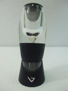 Vinturi Red Wine Aerator with No-drip Aerator Stand and Sediment Filter Screen
