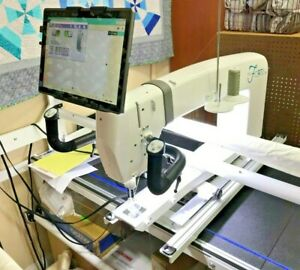Handi Quilter Forte Longarm Quilting System with Pro Stitcher Robotic System $19995.00