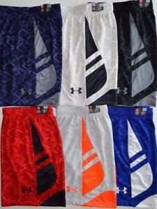 Men's Under Armour Heat Gear Loose Fit Cross Court Basketball Shorts $23.99