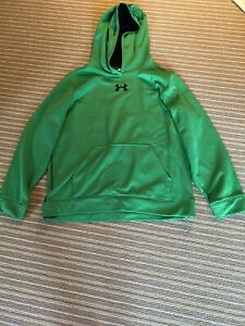 boys youth XL under armour hoodie $7.00