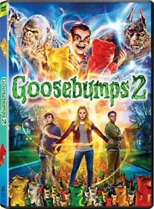 Goosebumps 2 2019 Widescreen DVD Digital NEW $7.49