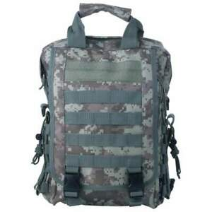 Extreme Pak™ Digital Camo Water-Resistant Heavy-Duty Tactical Backpack LUB
