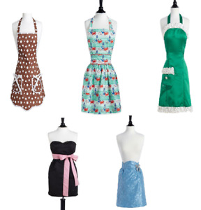 NWT Jessie Steele Apron  6 styles and colors!