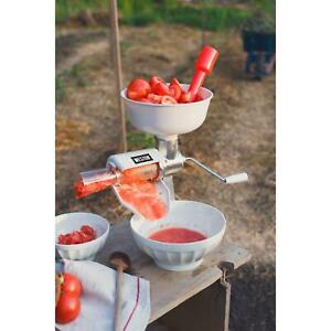 Tomato Strainer Sauce Maker Fruit Press Easy Turn Handle Durable Kitchen Tool