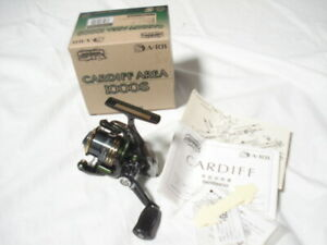 Shimano 08 Cardiff area 1000SLimited Good condition Genuine Japan Best price