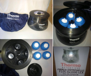 Thermo Scientific Fiberlite F10-4 x1000 LEX Rotor
