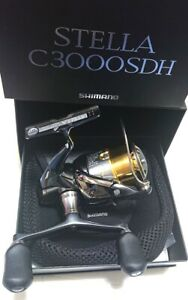 SHIMANO14 Stella C3000SDH spinning reelLimited Good condition Genuine Japan
