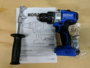 Kobalt 24V Max 1/2-inch Brushless Drill/Driver with Handle (KDD 524B-03)