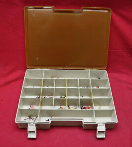 Vintage Custom Fly Fishing (Lures Lot Of 52)