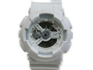 Pair Design Casiog-Shock G-Shock Ga-110Bc-7Ajf Analog Digital Rubber White Men